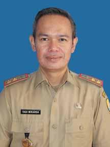 Drs. YADI WIKARSA, M.Si.